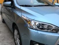 Bán xe Toyota Yaris 1.3G sản xuất 2014, màu xanh lam, nhập khẩu Thái