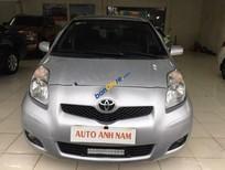 Bán Toyota Yaris 1.3G đời 2010, màu bạc, xe nhập số tự động