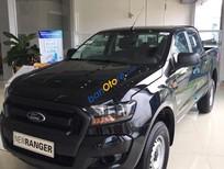 Cần bán Ford Ranger XL đời 2017, màu đen, xe nhập, 585tr