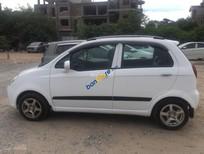 Cần bán lại xe Chevrolet Spark LS sản xuất 2010, màu trắng