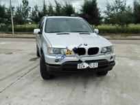 Cần bán BMW X5 đời 2003, xe 5 chỗ ngồi rộng rãi, ghế bọc da sang trọng, gầm máy chắc chắn