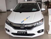 Cần bán Honda City 1.5 sản xuất 2017, màu trắng