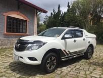 Bán xe Mazda BT 50 2.2AT 2016, màu trắng, nhập khẩu chính hãng
