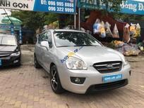 Bán xe Kia Carens SX 2.0 AT đời 2010, màu bạc số tự động