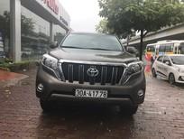 Cần bán lại xe Toyota Prado TXL sản xuất và đăng ký 12/2014, màu nâu, nhập khẩu