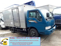 Xe tải thùng Kia K165 tải trọng 2300kg. Xe mới năm 2017. Hỗ trợ trả góp và ra số trong 1 tuần