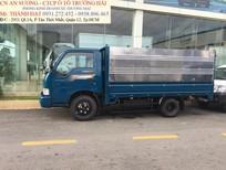 Xe tải Thaco Kia K165 2.4 tấn nhập khẩu 100% từ Hàn Quốc. Xe tải Kia 2.4 tấn, xe tả Kia 1.4 tấn, mua xe tải trả góp