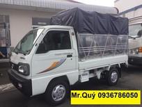 Giá xe tải Thaco Towner800 900 kg mới 2017. Xe Towner800 900 kg hỗ trợ vay trả góp