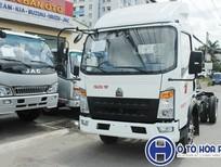 Tải Howo 6T cabin sinotruk, xe tải chạy bền tiết kiệm nhiên liệu
