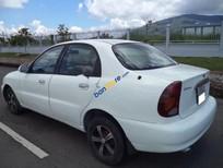 Cần bán xe Daewoo Lanos SX 2002, màu trắng chính chủ