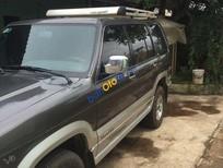Bán xe Isuzu Trooper đời 1997, màu bạc, 130tr