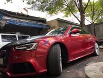 Cần bán gấp Audi A5 Sline sản xuất 2010, màu đỏ, nhập khẩu, giá tốt