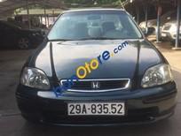 Cần bán lại xe Honda Civic 1.5 AT năm 1998, màu đen