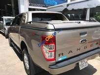 Bán xe Ford Ranger XLS AT đời 2014, màu vàng