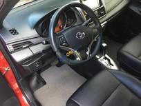 Cần bán gấp Toyota Yaris 1.3G đời 2015, màu đỏ, nhập khẩu nguyên chiếc còn mới, giá chỉ 550 triệu