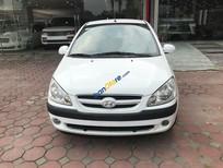 Cần bán lại xe Hyundai Click sản xuất 2007, màu trắng, nhập khẩu nguyên chiếc