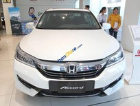 Bán Honda Accord đời 2017, màu trắng, nhập khẩu nguyên chiếc