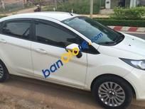 Cần bán gấp Ford Fiesta 1.6 AT 2013, màu trắng, giá tốt