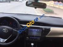 Cần bán Toyota Corolla altis 1.8 AT đời 2014, màu đen