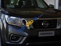 Bán Nissan Navara 2.5 AT năm 2016, màu xám, xe nhập, 669 triệu