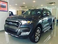 Cần bán xe Ford Ranger Wildtrak 3.2 năm 2017, nhập khẩu