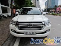 Cần bán lại xe Toyota Land Cruiser VX năm 2016, màu trắng