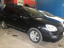 Cần bán Kia Carens EX 2008, màu đen, nhập khẩu chính hãng giá cạnh tranh