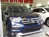 Cần bán Honda Pilot năm 2016, màu xanh lam, nhập khẩu