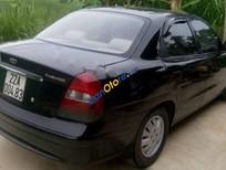 Bán Daewoo Nubira II 1.6 2004, màu đen còn mới giá cạnh tranh