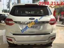 Bán xe Ford Everest năm 2017, màu trắng, nhập khẩu