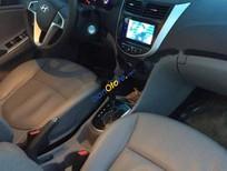 Cần bán lại xe Hyundai Accent 1.4AT đời 2013, màu đỏ, xe nhập số tự động