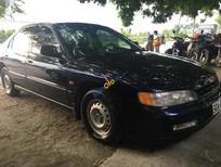 Cần bán lại xe Honda Accord 2.0 MT đời 1995, màu đen, nhập khẩu số sàn, 145 triệu