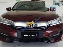 Cần bán xe Honda Accord sản xuất năm 2017, màu đỏ, nhập khẩu Thái