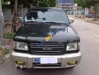 Bán xe Isuzu Trooper i đời 2000, màu xanh dưa