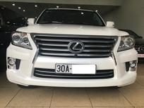 Cần bán Lexus LX 570 đời 2013, màu trắng, xe nhập, chính chủ