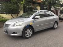 Nhà lên đời xe bán Toyota Vios 1.5 E đời 2012, màu bạc