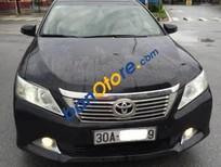 Chính chủ bán Toyota Camry 2.0E đời 2012, màu đen