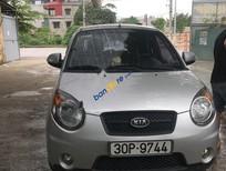 Bán xe Kia Morning AT sản xuất 2009, màu bạc, nhập khẩu nguyên chiếc, giá tốt
