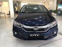 Bán xe Honda City 1.5 V - TOP sản xuất năm 2019, màu xanh lam, 598tr