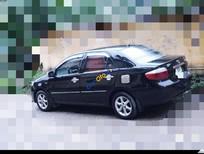 Bán ô tô Toyota Vios năm 2007, màu đen, xe nhập, giá chỉ 255 triệu