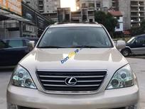 Cần bán xe Lexus GX 470 năm 2007, màu kem (be), nhập khẩu