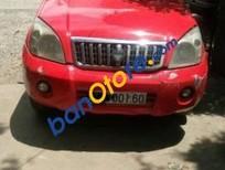 Cần bán lại xe Mekong Pronto đời 2008, màu đỏ, giá 115tr