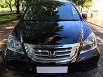 Cần bán gấp Honda Odyssey EX-L 3.5 sản xuất năm 2008, màu đen, xe nhập, giá chỉ 810 triệu