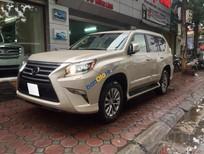 Bán Lexus GX 460 Luxury nhập Mỹ, màu vàng, xe đã qua sử dụng, biển Hà Nội