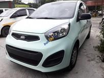 Cần bán xe Kia Morning Van năm sản xuất 2013, màu xanh lam, nhập khẩu