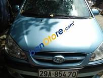 Bán ô tô Hyundai Click năm 2008, màu xanh lam, nhập khẩu Hàn Quốc xe gia đình