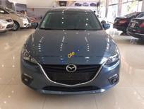 Cần bán gấp Mazda 3 1.5L năm sản xuất 2016, màu xanh lam