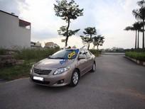 Cần bán Toyota Corolla Altis 1.8G AT năm sản xuất 2009, giá tốt