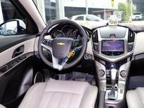 Bán Chevrolet Cruze LTZ 1.8AT năm 2015, màu trắng số tự động, giá chỉ 508 triệu