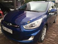 Bán Hyundai Accent blue đời 2015, màu xanh lam, nhập khẩu nguyên chiếc chính chủ